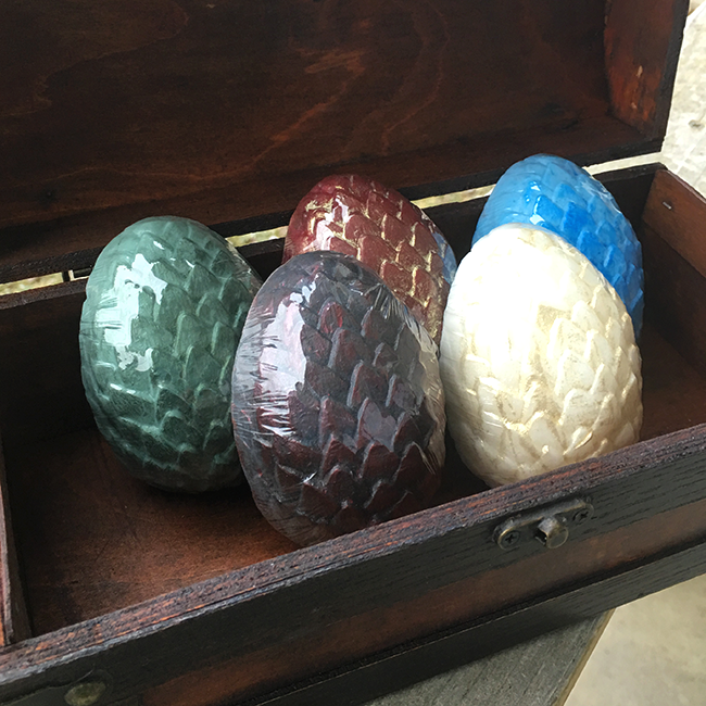 Dragon Eggs - Collections